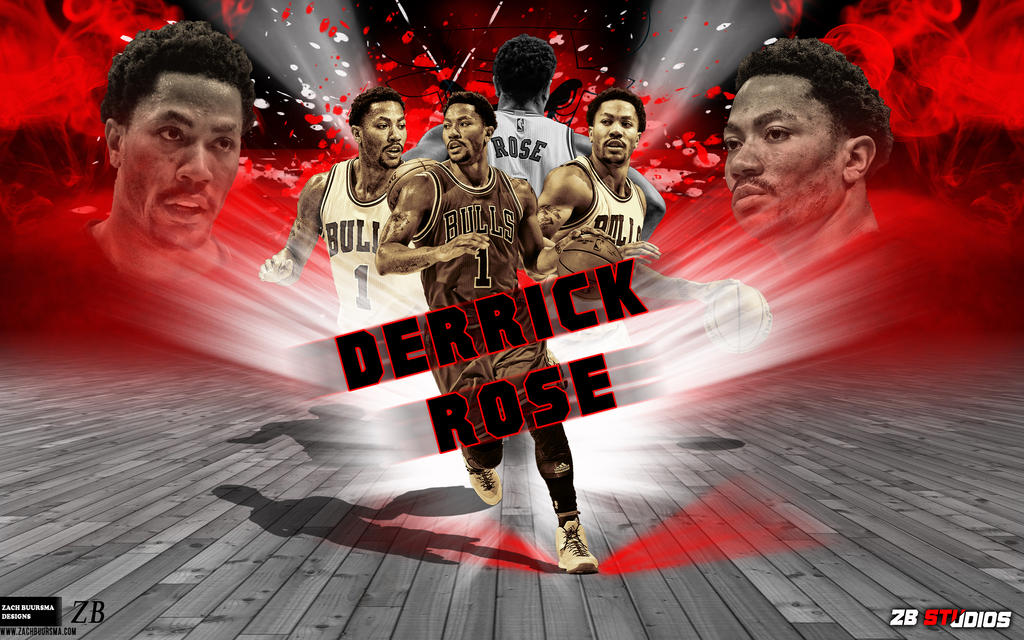Derrick Rose Wallpaper 2016 Iphone
