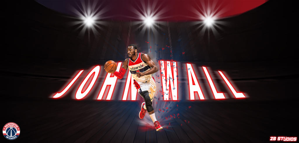 John Wall Wallpaper By RealZBStudios