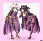 Robin x Tharja (Comm)