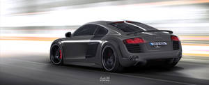 Audi R8 by DanielTalhaug