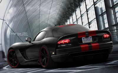 Dodge Viper SRT 10