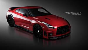 WALD Nissan GT-R