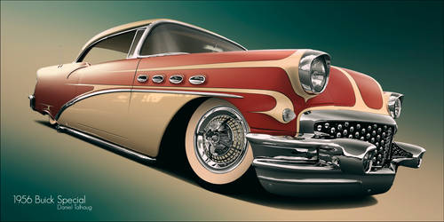 Custom1956 Buick Special