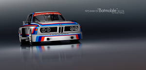 BMW E9 Batmobile CSL