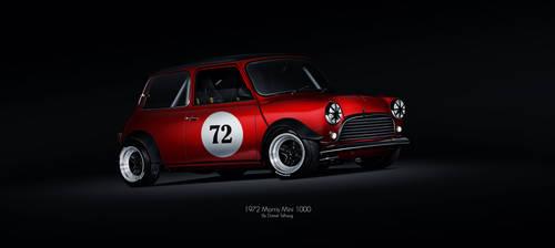 1972 Morris Mini 1000 Racing