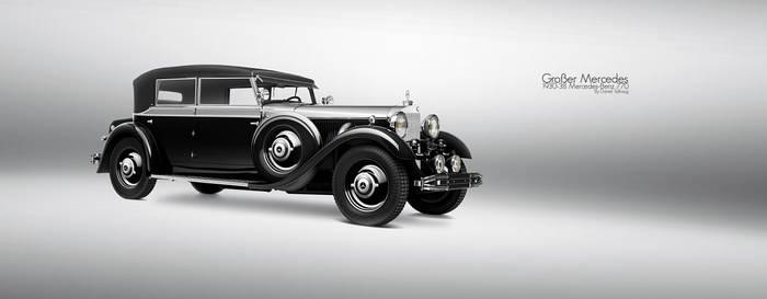 1930-38 Mercedes-Benz 770