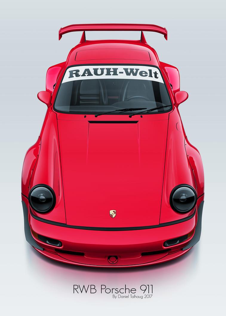 RAUH-Welt BEGRIFF Porsche 911 by DanielTalhaug