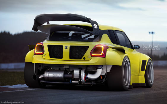 Suzuki Swift Sport
