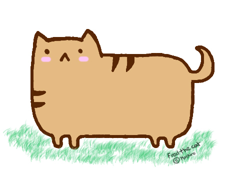 Fred the cat. by ReMashi