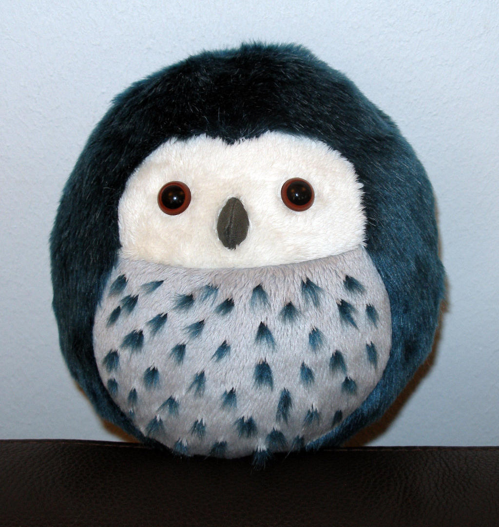 Plush - Small owl by demiveemon
