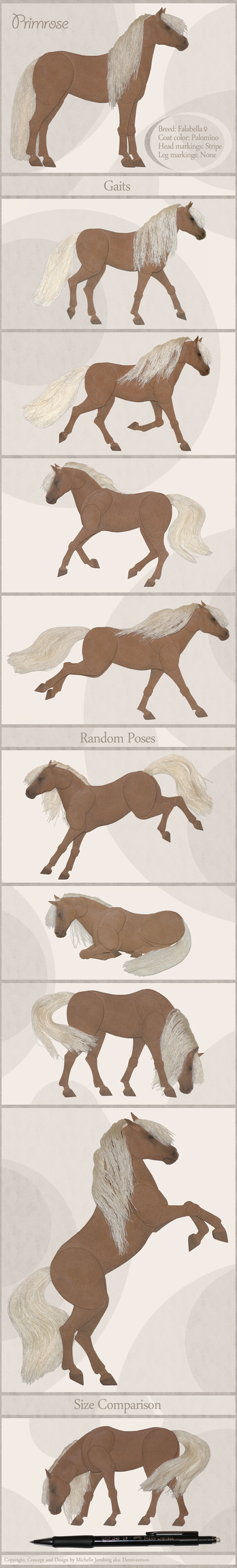 Hidden Talent - Mobile Horses by demiveemon
