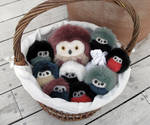 Another basket of owls