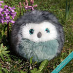 Toby the owl plush