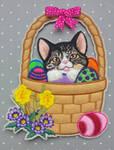 Easter basket commission - Piv1