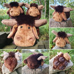 Round Critters - Mooses gallore