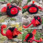 Round Critters - Special Manticore Edition by demiveemon