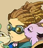 Kidou with pokemons by 8malkuthvendetta8