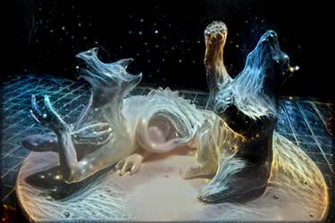 Draco and Ursa Minor