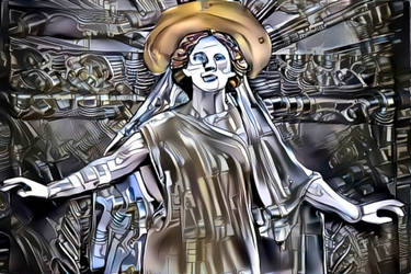 Our Lady of Steel