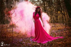 Spring fairytale by LucreciaMortishia