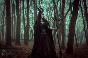 My Enchanted Kingdom by LucreciaMortishia
