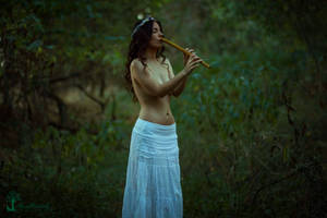 Rusalka by LucreciaMortishia