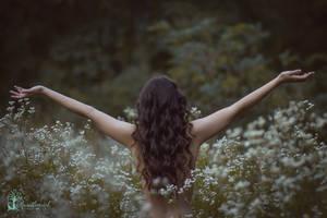 I am wild and I am free spirited
