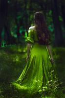Lesne Snivanie by LucreciaMortishia