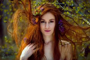 Samodiva by LucreciaMortishia