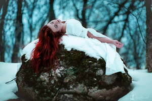 Cold beauty by LucreciaMortishia
