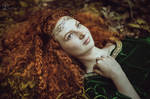 Ginger Elven princess