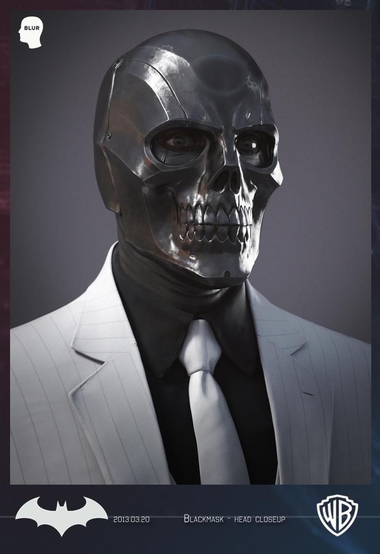 Le masque black mask comme faire le plus