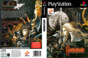 Cover : Castlevania SotN by Lostmindy