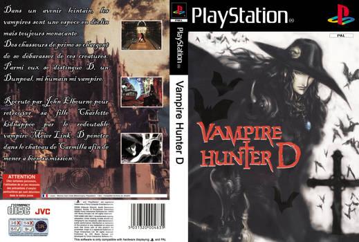 Cover : Vampire Hunter D