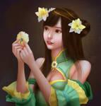 Qi-Zhen by YueQing
