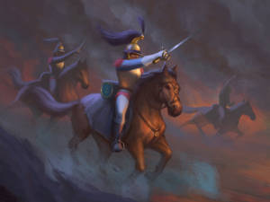 Charge of Cuirassiers