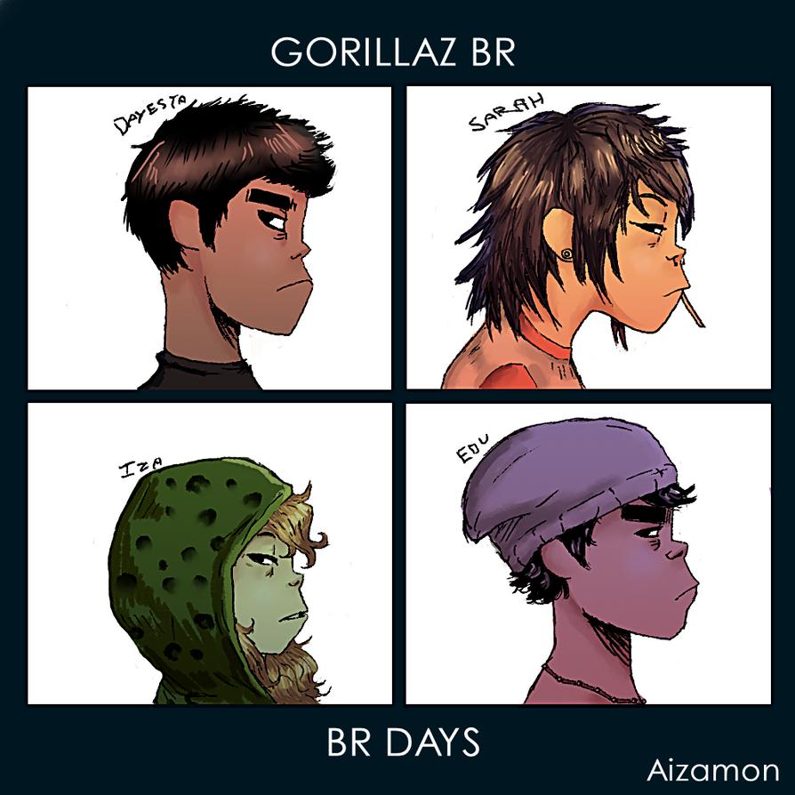Gorillaz Demon Days Wallpaper Pics Download