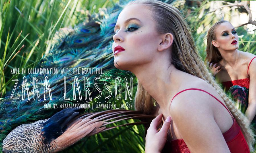 Zara Larsson Background by zaralarssonn