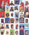 Marvel Greatest Heroes  2012 cards 2