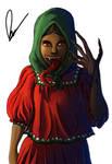 Yumari - Tarahumara Vampire