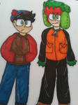 Stan and Kyle designs
