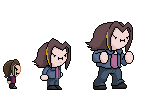 Arin Game Sprites by TheGeckoNinja