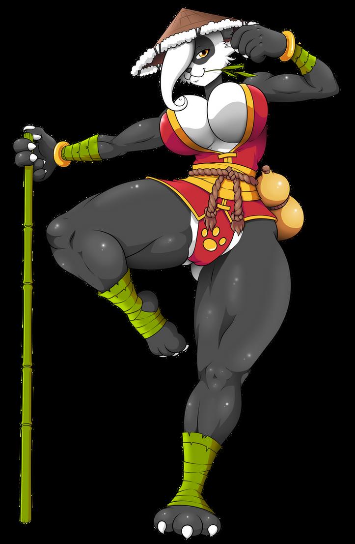 kung fu boobs