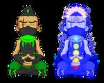 Gecko Meditation Normal/ Ethereal