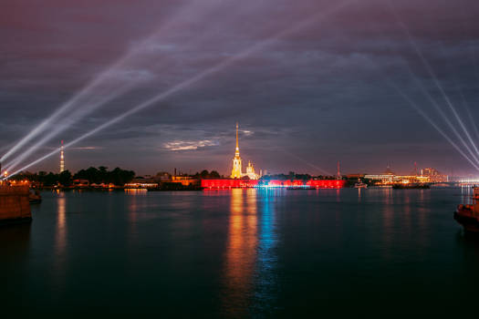 Peter and Paul Fortress 2