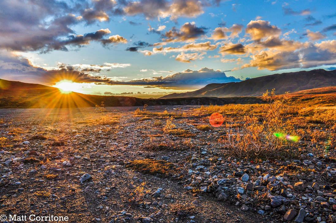 Tundra Midnight Glory Denali NP by NYLB43