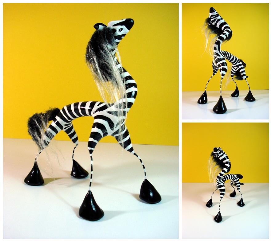 Zed, the Zebra. by ArcaneBolt