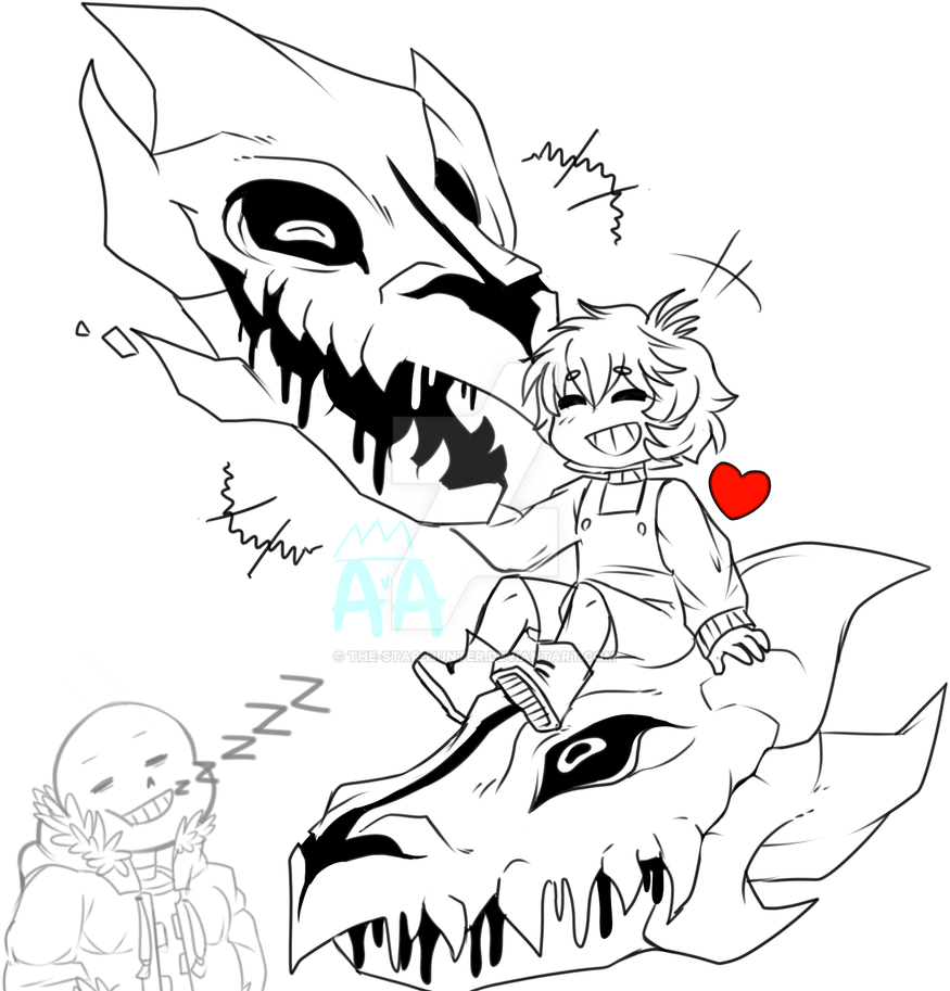 undertale a good time by the star hunter on deviantart
