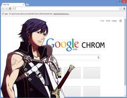 Google CHROM. by The-Star-Hunter