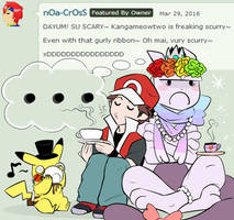 Ask SSB4: Kawaii Desu MewTwo question #131 by The-Star-Hunter